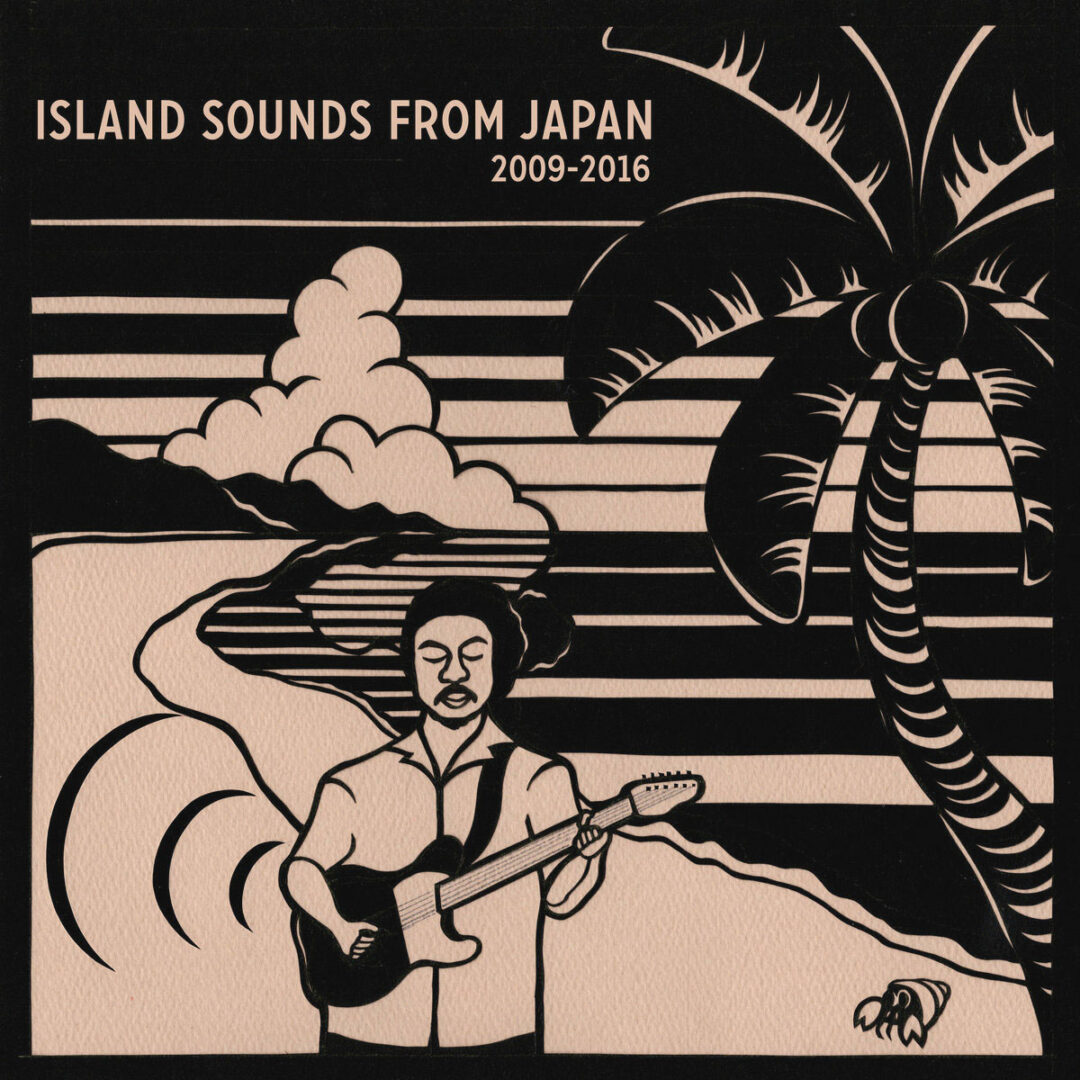 Various Island Sounds From Japan 2009-2016 Time Capsule LP Vinyl