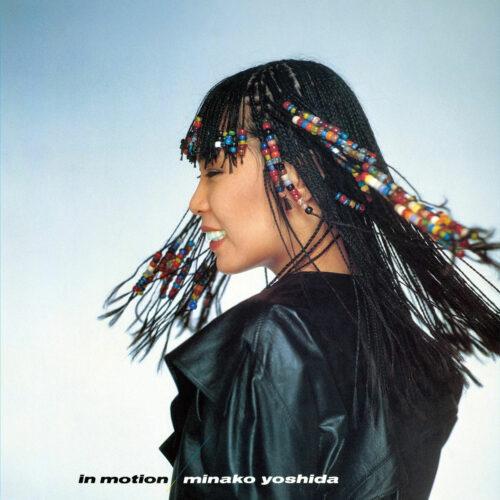 Minako Yoshida In Motion Great Tracks LP, Reissue Vinyl