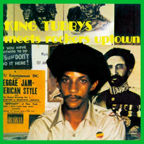 Augustus Pablo King Tubbys Meets Rockers Clocktower Records LP, Reissue Vinyl