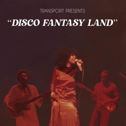 Transport Disco Fantasy Land Albina Music Trust LP Vinyl