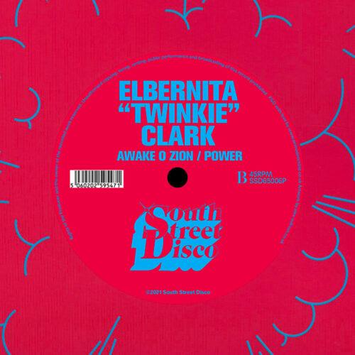 "Elbernita Twinkie Clark Awake O Zion / Power South Street Disco 12"", Reissue Vinyl"