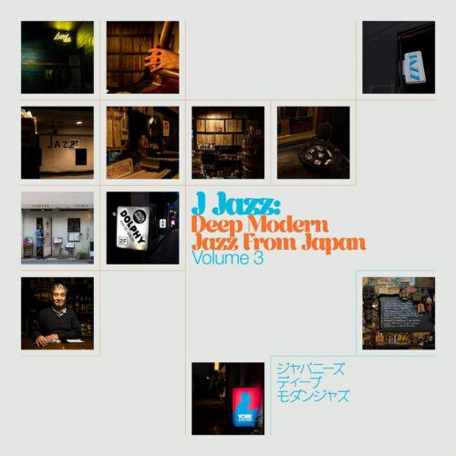 Various J Jazz: Deep Modern Jazz From Japan, Vol. 3 BBE 3xLP, Compilation Vinyl