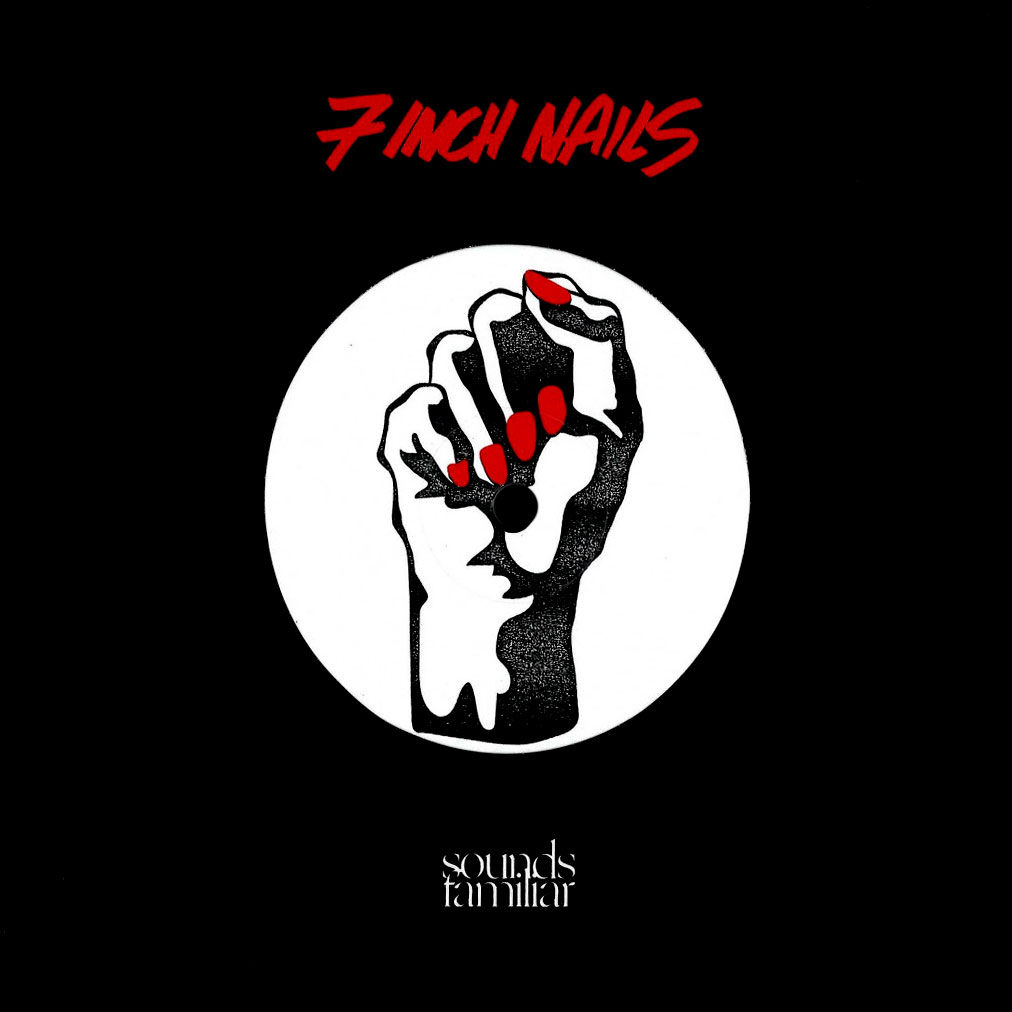 "Kaidi Tatham 7 Inch Nails Sounds Familiar 7"" Vinyl"