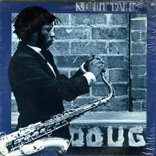 Doug Richardson Night Talk AVI Records LP Vinyl
