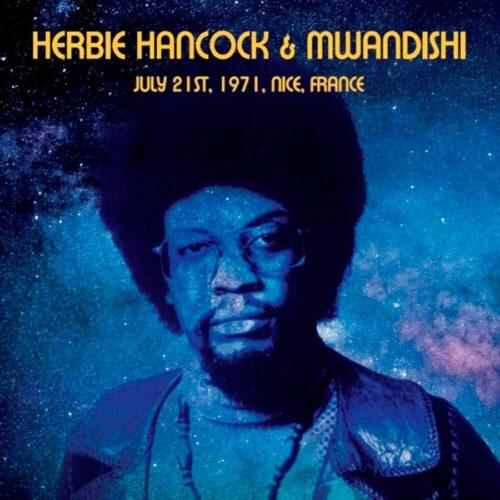 Herbie Hancock, Mwandishi July 21st 1971 France Honey Pie Records LP Vinyl