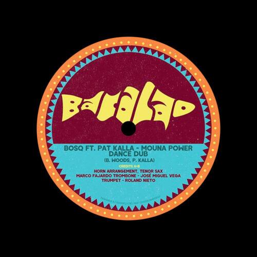 "Bosq Mouna Power (ft. Pat Kalla) Bacalao 12"" Vinyl"