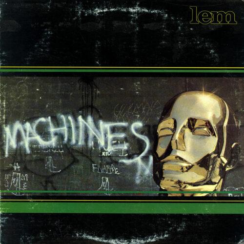 Lem Machines Wavefront Records LP Vinyl