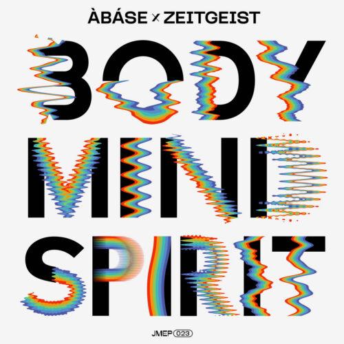 """Abase, Zeitgeist Body Mind Spirit Jazz & Milk 12"""" Vinyl"""