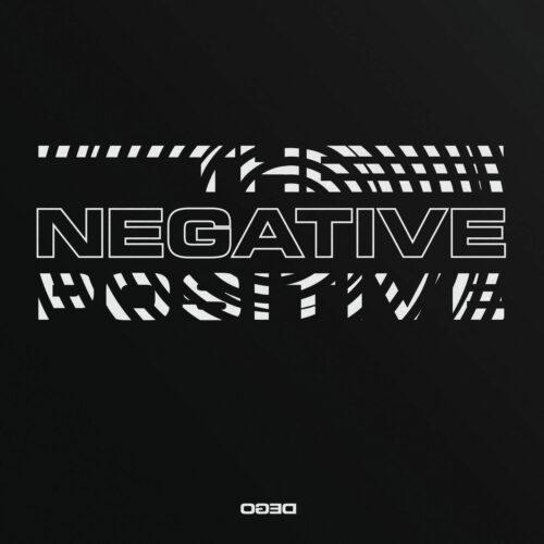 Dego The Negative Positive 2000Black LP Vinyl
