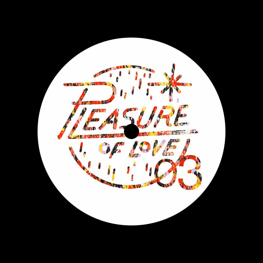 """Mix & Fairbanks Pleasure Of Edits 03 Pleasure Of Love 12"""" Vinyl"""