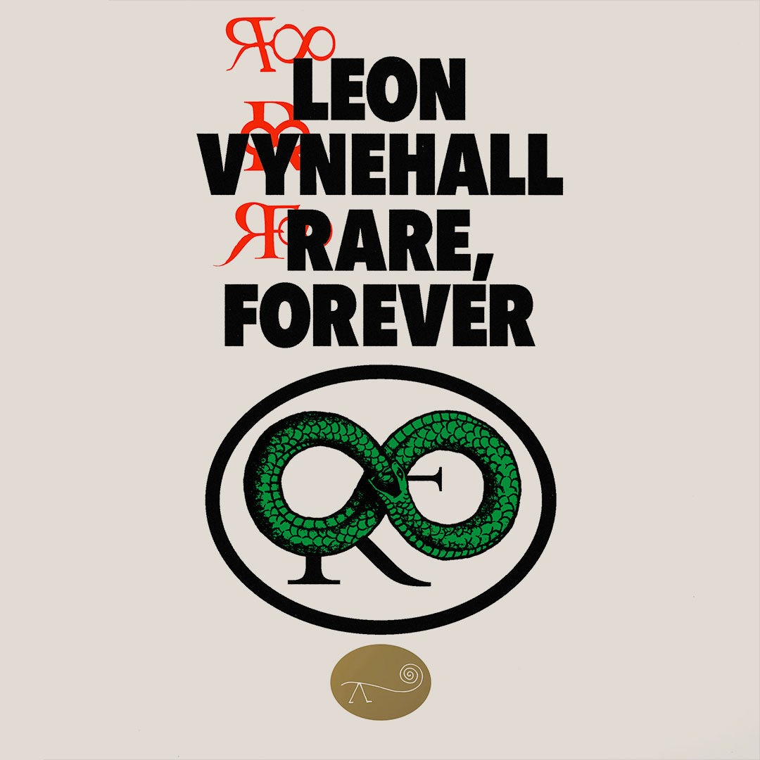 Leon Vynehall Rare Forever Ninja Tune LP Vinyl