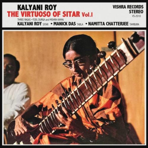 Kalyani Roy The Virtuoso of Sitar, Vol. 1 Vishra Records LP, Reissue Vinyl