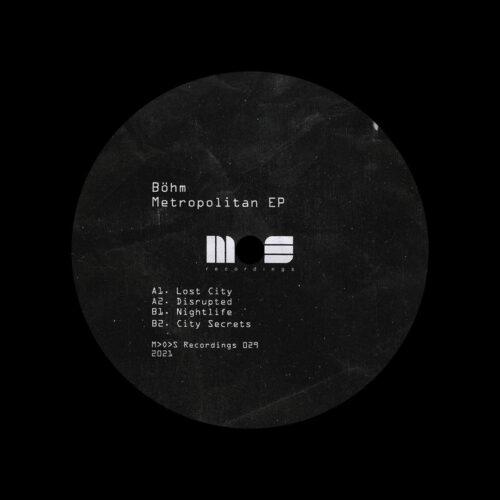 "Böhm Metropolitan M>O>S 12"" Vinyl"