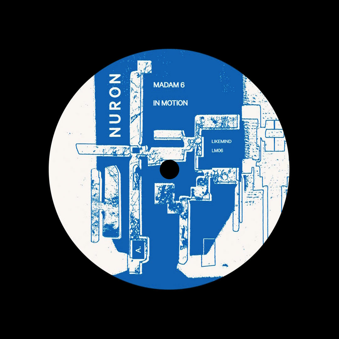 Fugue, Nuron Likemind 06 Likemind 2x12 Vinyl