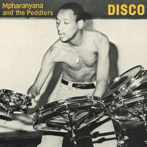 "Mpharanyana & The Peddlers Disco Kalita 12"", Reissue Vinyl"