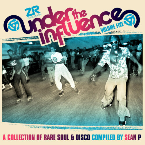 Sean P Under The Influence, Vol. 5 Z Records 2x12, Compilation Vinyl