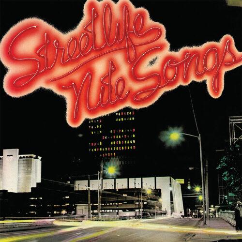 Streetlife Nite Songs Tidal Waves Music LP, Reissue Vinyl