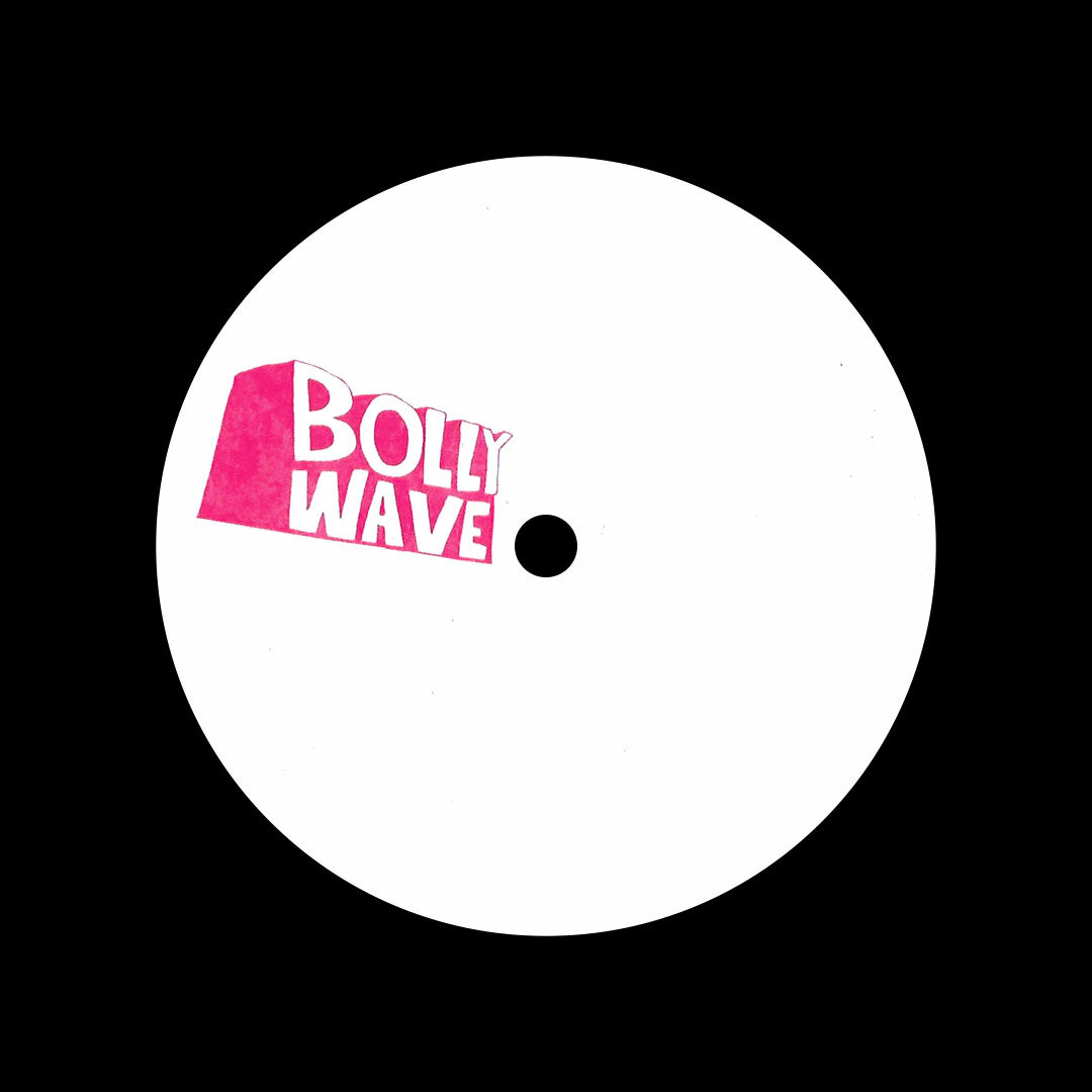 "Unknown Bollywave Edits, Vol. 1 Bollywave 12"" Vinyl"