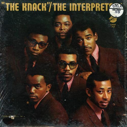 The Interpreters The Knack Cadet LP Vinyl