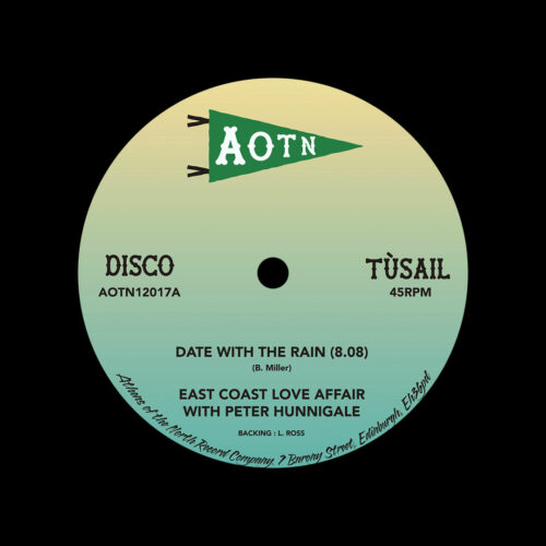 """East Coast Love Affair Date With The Rain Athens Of The North 12"""" Vinyl"""