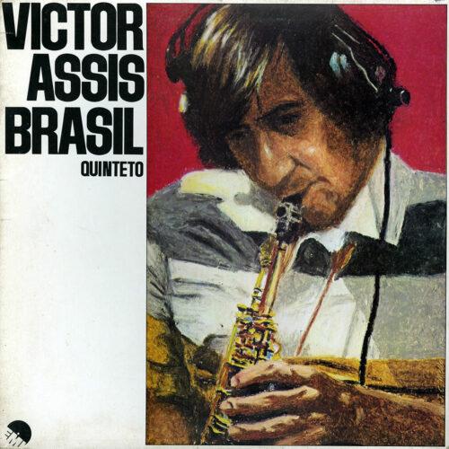 Victor Assis Brasil Quinteto EMI LP Vinyl
