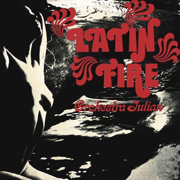 Orchestra Julian Latin Fire Best Record LP, Reissue Vinyl