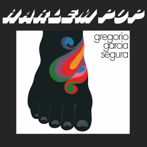 Gregorio Garcia Segura Harlem Pop Quartet Records Compilation, LP Vinyl