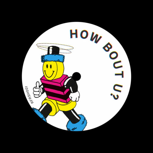 "Refreshers How Bout U? Refreshers 12"" Vinyl"