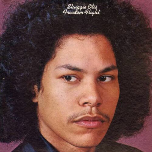 Shuggie Otis Freedom Flight Epic LP, Reissue Vinyl