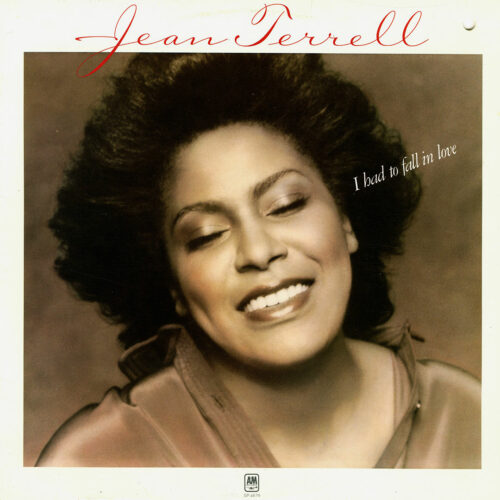 Jean Terrell I Had To Fall In Love A&M Records LP, Promo Vinyl