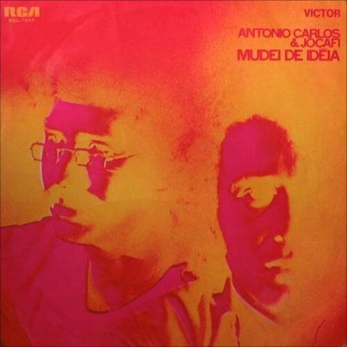 Antonio Carlos E Jocafi Mudei De Idéia Mr Bongo LP, Reissue Vinyl