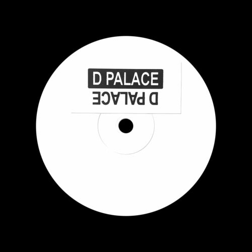"D Palace DPAL001 D Palace 12"" Vinyl"