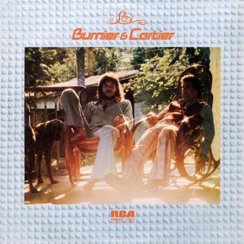 Burnier, Cartier Burnier & Cartier Mr Bongo LP, Reissue Vinyl