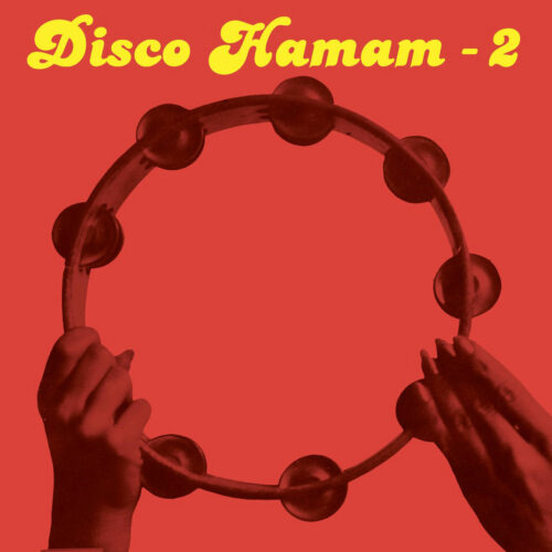 "Afacan, Paralel Disko Disco Hamam, Vol. 2 Disco Hamam 12"", Reissue Vinyl"