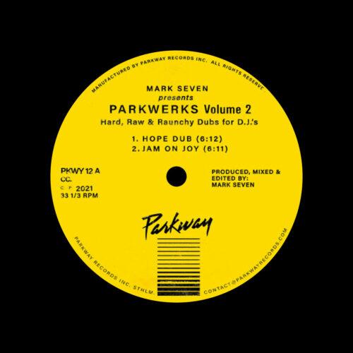 "Mark Seven Parkwerks Vol. 2 Parkway Records 12"" Vinyl"