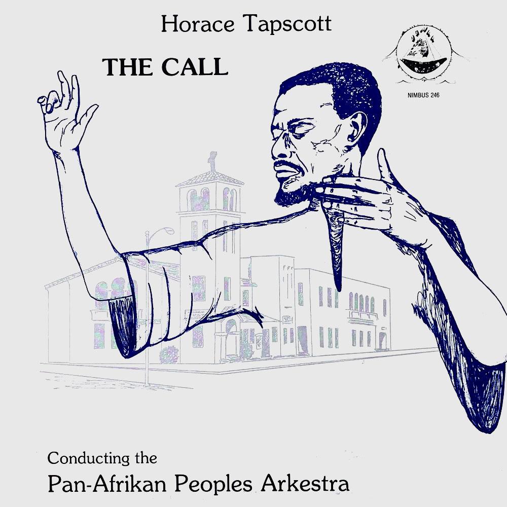 Horace Tapscott The Call UGMAA LP, Original Vinyl