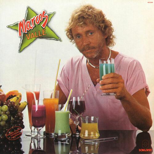 Marcos Valle Marcos Valle Mr Bongo LP, Reissue Vinyl