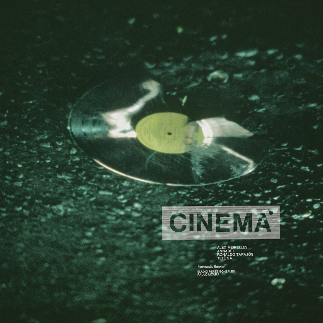 Cinema Cinema Discos Nada LP, Reissue Vinyl