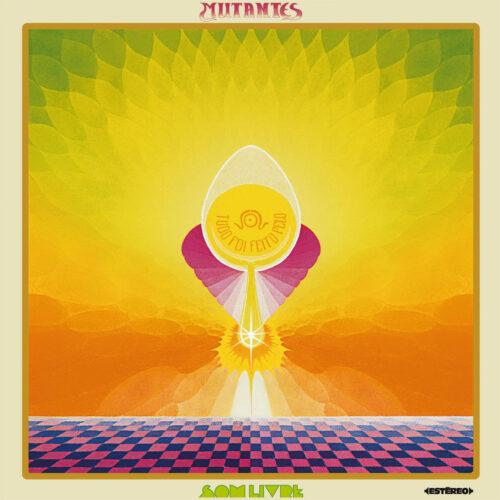 Os Mutantes Tudo Foi Feito Pelo Sol Vinilisssimo LP, Reissue Vinyl
