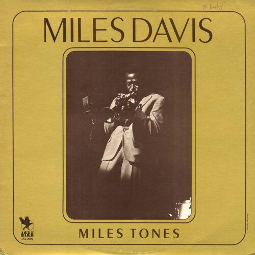 Miles Davis Miles Tones Jazz Bird LP Vinyl