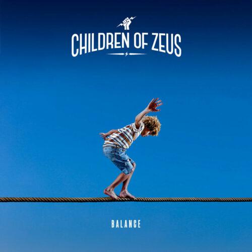 Children Of Zeus Balance First World Records 2xLP Vinyl