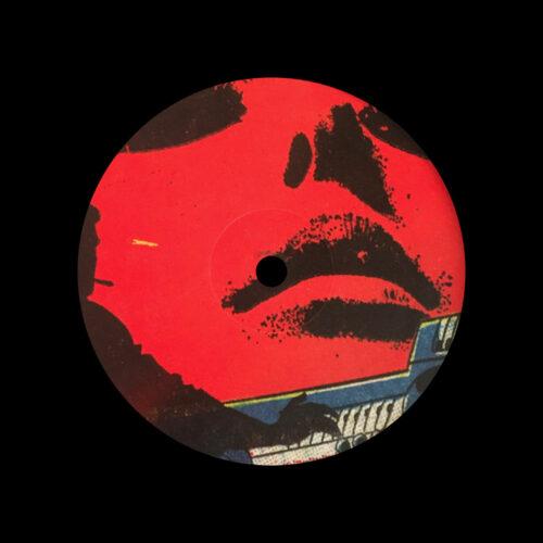 "Budino Untitled 003 Just What The World Needs 12"" Vinyl"