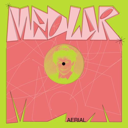 """Medlar Aerial Wolf Music 12"""" Vinyl"""