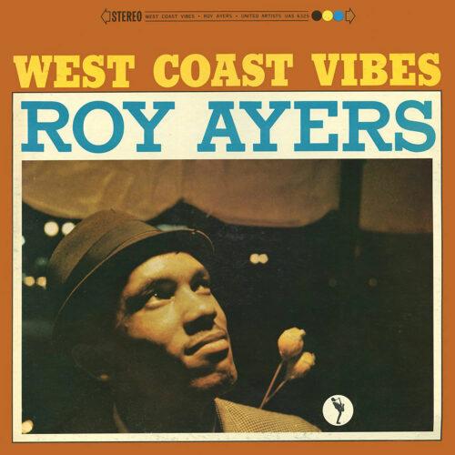 Roy Ayers West Coast Vibes Honey Pie Records LP, Reissue Vinyl
