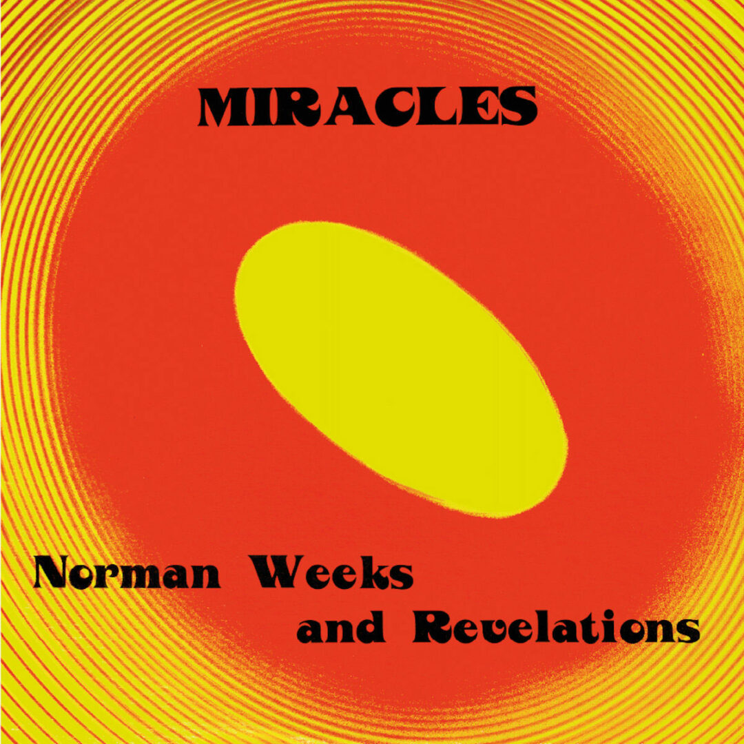 Norman Weeks & The Revelations Miracles High Jazz Records LP, Reissue Vinyl