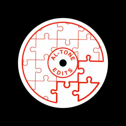 "Al-Tone Edits (Remember Me) Lighthouse Records 12"" Vinyl"