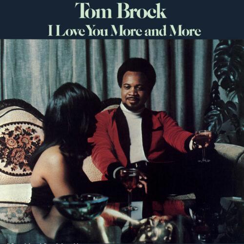 Tom Brock I Love You More And More Mr Bongo LP, Reissue Vinyl