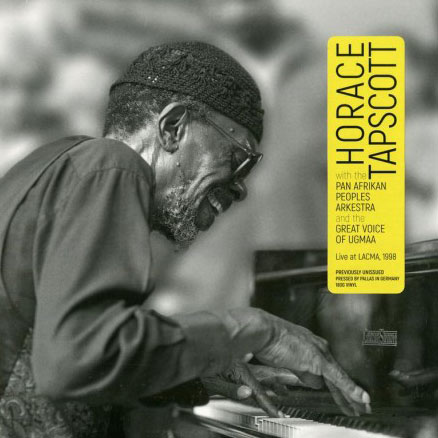 Horace Tapscott, The Pan-Afrikan Peoples Arkestra Live At LACMA 1998 Dark Tree 180g, LP, Reissue Vinyl