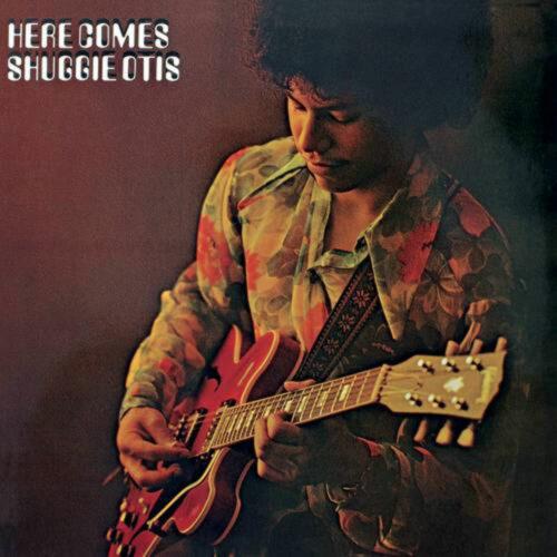 Shuggie Otis Here Comes Shuggie Otis Epic LP, Reissue Vinyl