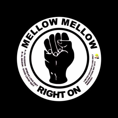 "Al Hudson, Al Mason Spread Love / Good Lovin Mellow Mellow Right On 7"", Reissue Vinyl"